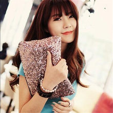 Shining Sequined Women Envelope Bag Bolsa Dazzling Sequins Evening Bag Fashion Day Clutch Purse Party Dress High Quality Handbag