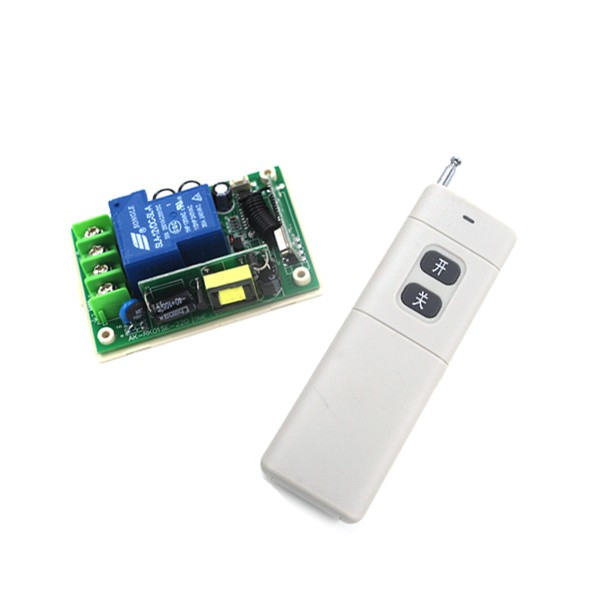 AC 85V-250V 30A 1CH RF Wireless Remote Control Switch System,315/433 MHZ Transmitter And Receiver SKU: 5290<br><br>Aliexpress