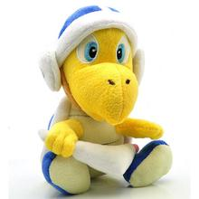 "8"" Super Mario Plush Series Koopa Troopa With Boomerang Plush Toy Soft Cotton Stuffed Animals Toys Doll Gift for Kids Children(China)"