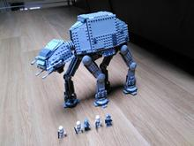 05051 Star War Series Force Awaken AT-AT Transpotation Armored Robot 75054 Building Blocks Bricks Educational DIY Toys - Educare Wonderland Store store