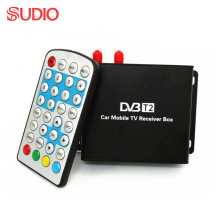 2017 New car styling DVB-T2 TV receiver Car Global Newest 4 Mobility Chip Car DVB-T2 Tuner.Full HD TV tuner For RUSSIA, TAILAND,
