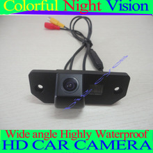 "CCD 1/3"" Car Rear view Parking Back Up Reversing Camera For Ford Focus Sedan (2) (3)08/10 Focus Free shipping"