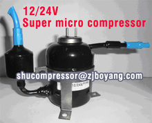 24v Super Micro Mini compressor For Medical Cooling Systems Miniature Refrigeration Freezer Systems mobile cooling system
