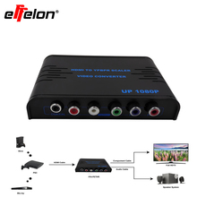 Effelon HDMI to Component YPbPr + R/L Audio Converter V1.3 1080P HDMI Video Audio Converter