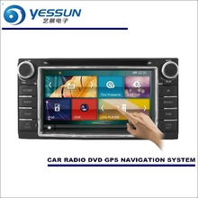 For Toyota Corolla 2000-2006 Car Radio CD DVD Player Amplifier HD TV Screen GPS Navigation Audio Video System(China)