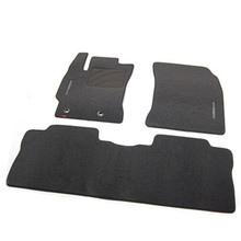 3pcs High Quality Odorless Auto Carpet Mats Perfect Fitted For Toyota Corolla