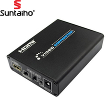 SCART To HDMI Converter Splitter 5V Support 3D 1080P HDTV Video Converter For NTSC PAL SECAM HDTV Projector DVD HDMI Splitter