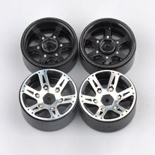 Buy 1:10 Scale RC Model Car Wheel Rims Metel Aluminium Alloy 26mm 1.9 Inch 4PCS for $25.10 in AliExpress store