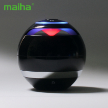 Maiha M18 Portable Wireless Mini Bluetooth Speaker Super Bass Boombox Sound box with Mic TF Card FM Radio LED Light(China)