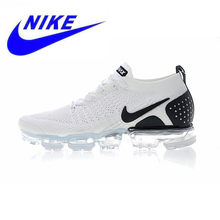 5c1a11f5b70fb Original Official New Arrival NIKE AIR VAPORMAX FLYKNIT 2 Mens Running  Shoes Sneakers Outdoor Sport Shoes