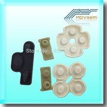 For Sony Playstation 3 Controller Conductive Rubber Pad for PS3 Joypad Rubber Buttons ( 1 set including 5 pcs )(China)