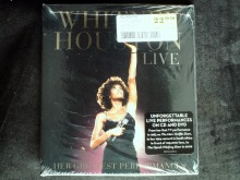 Whitney Houston - Greatest Performances USA Original CD+DVD SEALED Digipak 41CD Store store