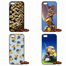 Funny Cute Minions Army Cell Phone Case Cover For LG L65 L70 L90 K10 Google Nexus 4 5 6 6P For LG G2 G3 G4 G5 Mini G3S