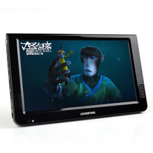 "2016 NEW Televisions Portable TV 10.2"" TFT Portable Multimedia Player With HDMI /VGA /USB /SD,U DISK/TV Tuner(China)"