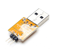 1pcs KINGKONG ESC PC Software Communication Adapter USB Linker For BLHeli Firmware(China)