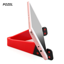 V Shape Phone Tablet  Stand Base Holder for KIA RIO Ford Focus Hyundai IX35 Solaris Mitsubishi ASX Outlander Pajero