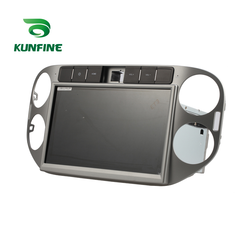 10.1 inch Car Stereo DVD Player GPS Navigation  for Tiguan 2013-2014 Radio Silver Color A