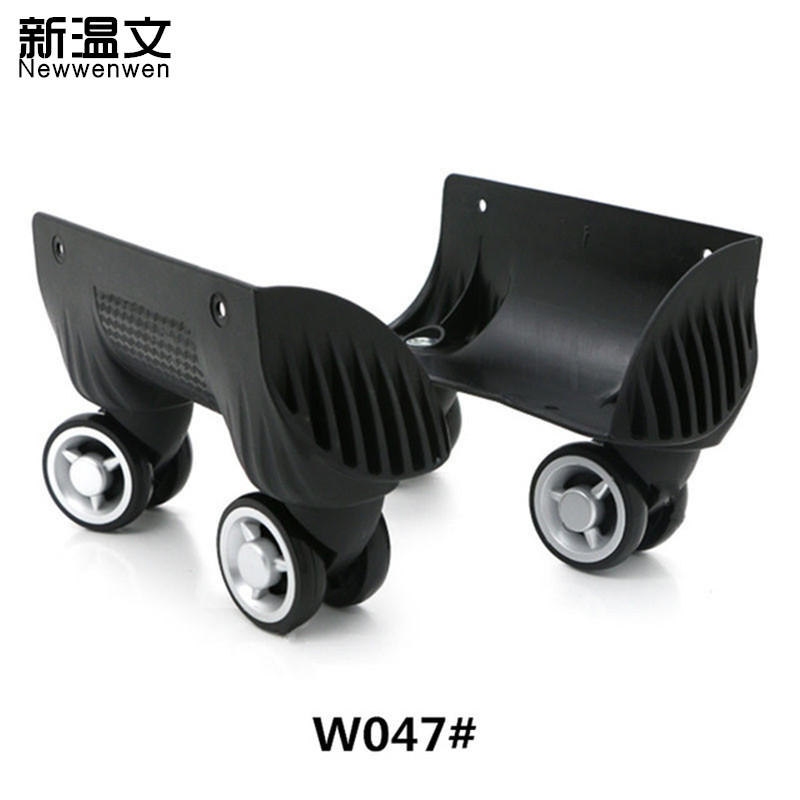 Replacement Wheels for luggage,Repair Trolley Luggage Side Wheels,Suitcase Wheels Repair,wheels for suitcases W047#<br>