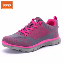 TFO Women Running Shoes Brand Athletic Shoes Breathable Trail Shoes Foldaway Driving Jogging Outdoor Waterproof Sneakers 8C4572(China)