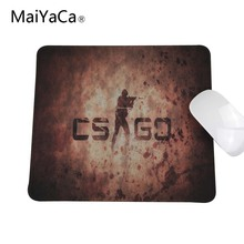 2016 E-sport Games CS Mouse Pad CS Go Competition Essential Mouse Mat for Brand Mouse gold nova ii rank logo size(China)