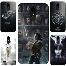 Buy GOT Game Throne House Stark Targaryen Soft Silicone Painting Case LG K10 2017 X400 M250N LV5 K20 Plus Phone Printed Case for $2.03 in AliExpress store