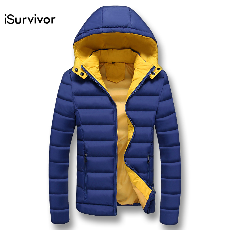 Thick Men Winter Hooded Downs Jackets Fashion Men Warm Coats Slim Fit Down Men Parkas Hot Sale Men Plus Size M-5XLОдежда и ак�е��уары<br><br><br>Aliexpress