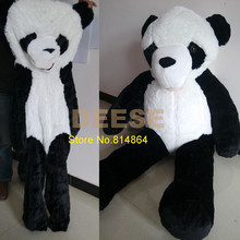 100cm Panda Bear Skin Plush toys for KIDS (Without Stuff) High Quality Plush doll Pillow