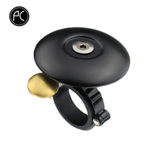 PCycling Bicycle Bell Mini Thicker Brass Mountain Bike Horn Safety Warning Fixed Gear Road Bike Manual Bell Cute Child Bells(China)