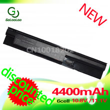 Golooloo Battery for HP COMPAQ ProBook 440 445 450 470 455 G0 G1 G2 Series 707617-421 708457-001 708458-001 FP06 FP06XL FP09(China)
