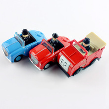 3pcs/set kids Thomas and friends trains cars fat thin contorller the engine tank metal tomas die cast truck railway toys for boy