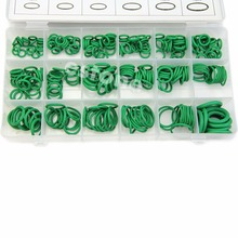 270Pcs 18 Sizes Kit Air Conditioning Seal HNBR O Rings Car Auto Vehicle Repair(China)