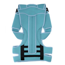 Back Posture Brace Corrector Shoulder Support Band Orthopaedic Posture Correct Belt Adjustable Unisex Health for Student Kids
