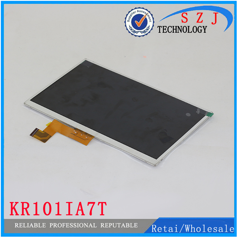 New 10.1 inch LCD display screen flat-screen cable number KR101IA7T 1030301039 REV:B 1024X600 40pin Free shipping<br>