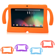 9Inch Cute Soft Silicone Rubber Gel Case Kids Tablet Cover For A31 Tablet