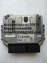 ECU 0281016268 FOR NISSAN 23710 MA77C Diesel control unite for original BOSCH(China)