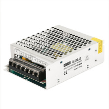 DC12V 8.5A Switching Power Supply Light Strip Display Factory Supplier Original Waterproof Output Input Electrical Equipment(China)