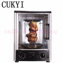 CUKYI vertical Electrical appliances commercial household multifunctional oven chicken furnace pizza toaster oven kitchen(China)