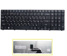 SSEA Brand New Russian RU keyboard for ACER eMachine G730 G730G E730 E732 G640 E442 G730Z  laptop keyboard free shipping