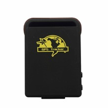 100% original from XEXUN GPRS personal vehicle gps tracker TK102 Real time tracking GPRS location updates GSM tracking tracked