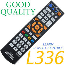 Universal Smart Remote Control Controller With Learn Function For TV VCR CBL DVD SAT-T VCD CD HI-FI AND MORE