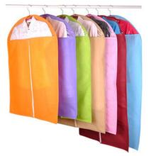 High quality Dust bag thickened woven suits coats dust storage dust t suitcase clotcover pouch cover clothes(China)
