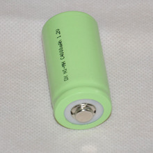 4pcs 1.2v rechargeable Ni-Mh nimh battery 4000mah Size C LR14 R14 cell for torch and toys clock(China)