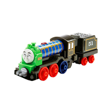 x48-1 Free Shipping NEW product Arrival Diecast 1:64 Metal thomas and friends color Hiro train with hook for children gift toy