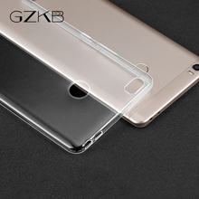 Buy Xiaomi Mi Max Case GZKB Xiaomi Mi Max Cover Transparent Ultra Thin Silicon Soft Tpu Back Cover Xiaomi Mi Max Case for $4.39 in AliExpress store