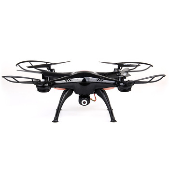 Syma X5SC New Version Syma X5SC-1 Falcon 4CH 2.4GHz 6 Axis RC Quadcopter with HD Camera 360 Degree Eversion