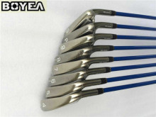 Brand New Boyea JPX EZ Iron Set Golf Forged Irons Golf Clubs 4-9PG Regular and Stiff Flex Graphite Shaft With Head Cover