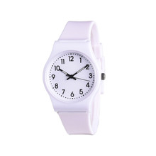 Reloj Hot Sale  Fashion Simple Girlfriend Watch Small Fresh Soft Girl Watch Leisure Watches  wholesale  Dec23