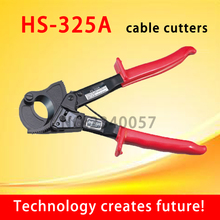 HS-325A 240mm Hand Ratchet Cable Cutter Plier, Ratchet Wire Cutter Plier, Hand Tool, Hand Plier