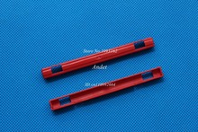 New Original Rubber Rails for Lenovo ThinkPad T420 T520 W520 7.0 MM SSD Spacers Red Rails(China)