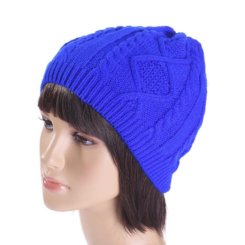 Hot sale Mens Women Beanie Knit Ski Cap Hip-Hop Color Winter Warm Unisex Wool Hat Solid Color Hat Gorro Free Shipping MailÎäåæäà è àêñåññóàðû<br><br><br>Aliexpress